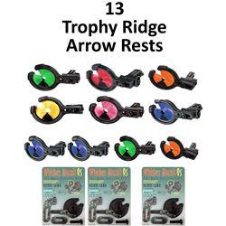 13 x Trophy Ridge Rests