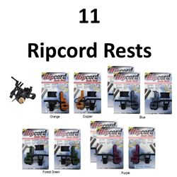 11 x Ripcord Rests