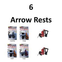 6 x Arrow Rests