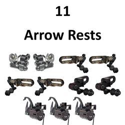 11 x Arrow Rests