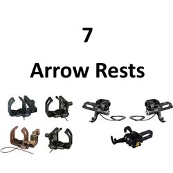 7 x Arrow Rests