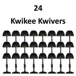 24 x Kwikee Kwivers