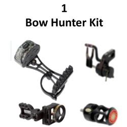 1 x Mission Bow Pro Hunter Scope Kit