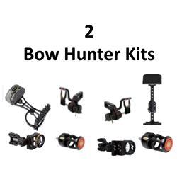 2 x Mission Bow Hunter Scope Kits