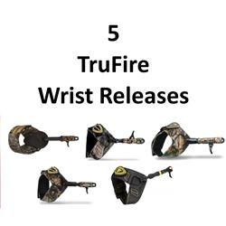 5 x Wrist Releases