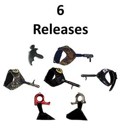 6 x Releases
