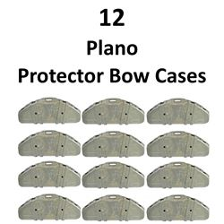 12 x Plano Protector Bow Cases