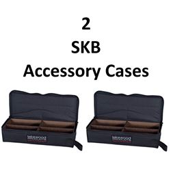 2 x Lakewood Accessory Cases