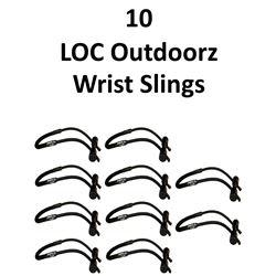 10 x LOC Outdoorz Wrist Sling