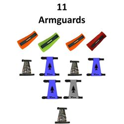 11 x Armguards