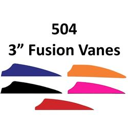 "14 x 3"" Fusion Vanes 36/pk"