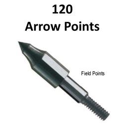 120 Field Points 11/32 175 Gr
