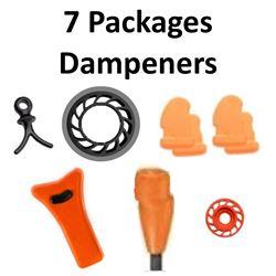 7 x String Dampener