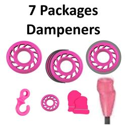 7 x Mathews Dampeners