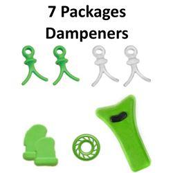 7 x Dampeners