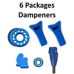 6 x Mathews Dampeners