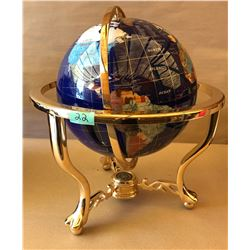 QUALITY DECORATIVE GLOBE WITH COMPASS
