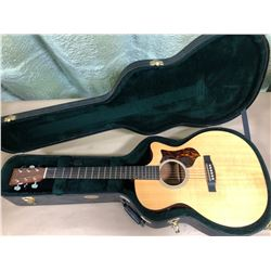 MARTIN MODEL GPCPA4 ACOUSTIC - ELECTRIC GUITAR WITH CASE