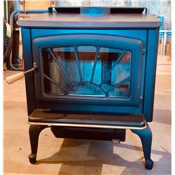 PACIFIC ENERGY WOOD STOVE - MODEL SUPER 27.