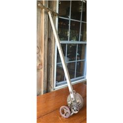 TAYLOR FORBES ANTIQUE EDGER - GUELPH & REEL MOWER