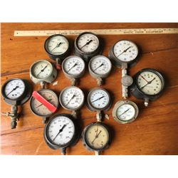 MISC STEAM / PRESSURE GAUGES