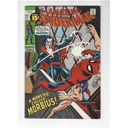 The Amazing Spider-Man Issue #101 by Marvel Comics