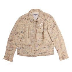 Ladies Chanel Wool Jacket