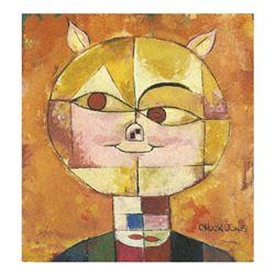 Portrait De Cochon by Chuck Jones (1912-2002)