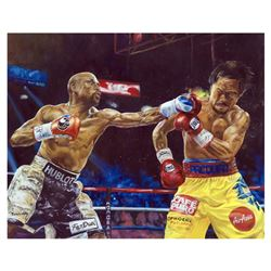 Mayweather Vs Pacquiao by Turchinsky, Dimitry