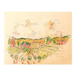 Meursault, Burgundy by Ensrud Original