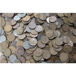 10 Pounds of Lincoln Wheat Cents