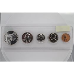 1954 Silver Proof Set