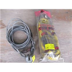 TOW ROPE & CABLE