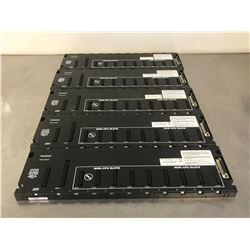 (5) GE FANUC IC693CHS391M 10 SLOT BASE