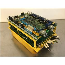 FANUC A06B-6064-H313#H550 AC SPINDLE SERVO UNIT