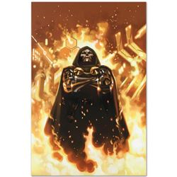"Marvel Comics ""FF #2"" Numbered Limited Edition Giclee on Canvas by Daniel Acuna with COA."