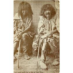 Antique / Vintage  PC American Natives Indians