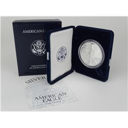 1997 AMERICAN SILVER EAGLE PROOF
