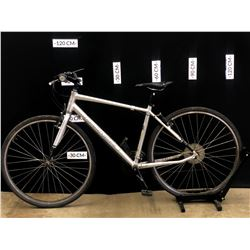 GREY GARNEAU URBANIA 5 21 SPEED HYBRID TRAIL BIKE, 78 CM STANDOVER HEIGHT