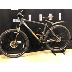 GREY MARIN BOBCAT TRAIL 20 SPEED FRONT SUSPENSION MOUNTAIN BIKE WITH FRONT AND REAR HYDRAULIC DISC