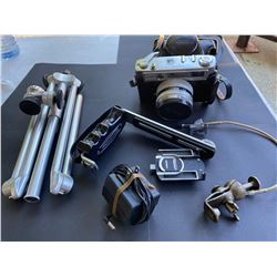YASHICA CAMERA AND ACCESSORIES