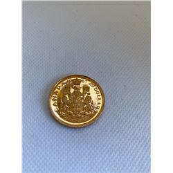 1967 1/2 OZ, CANADA $20 GOLD COIN