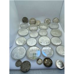 CANADA PROOF AND OLYMPIC COINS