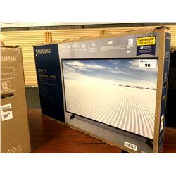 "SAMSUNG 55"" 6 SERIES UHD TV, MODEL UN55NU6900F, WITH REMOTE"