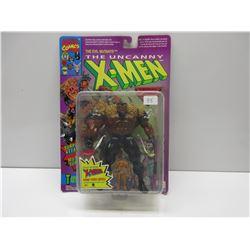 Uncanny X-Men The Evil Mutants Tusk