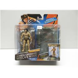 X-Men Origins Wolverine Weapon X with stasis chamber