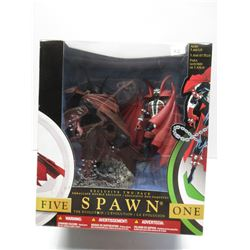 Spawn The Evolution, Exclusive Two-Pack
