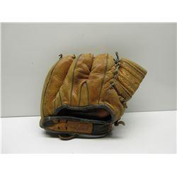 Wrist Lock Ball Glove - Victor 01MC Triple Play Hinged Pad