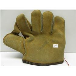 Vintage Champion Suede Ball Glove