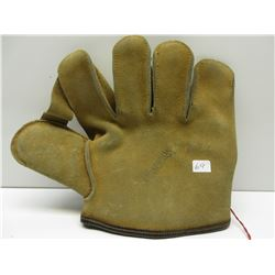 Vintage Champion Suede Ball Glove
